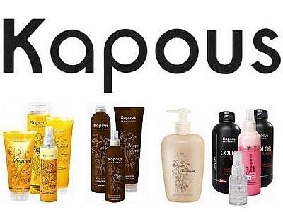 Kapous – профессиональная косметика для волос