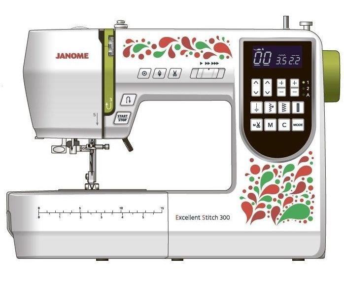 Японская простота и безграничная возможность - Janome