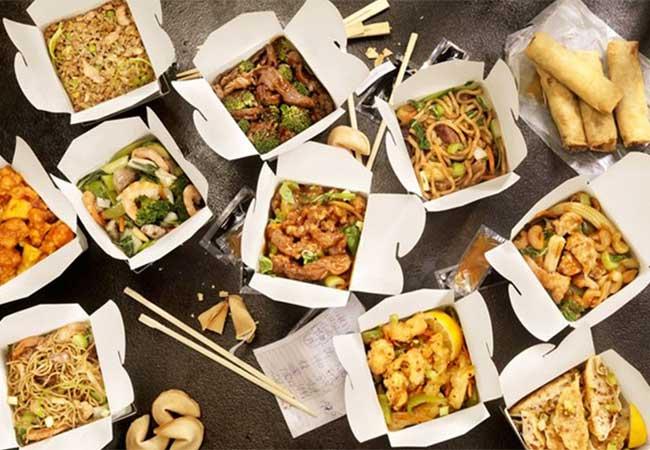 Доставка готовой еды в Самаре