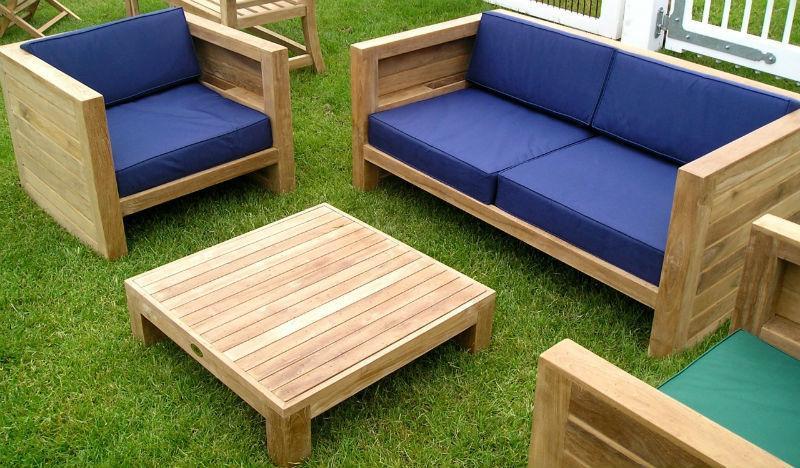Выбираем мебель для сада и террасы