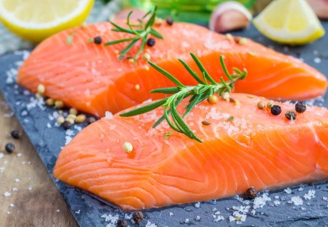 Чем полезна красная рыба