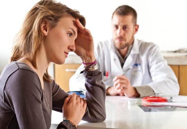 Психологические травмы, потери, высокая тревожность, страх