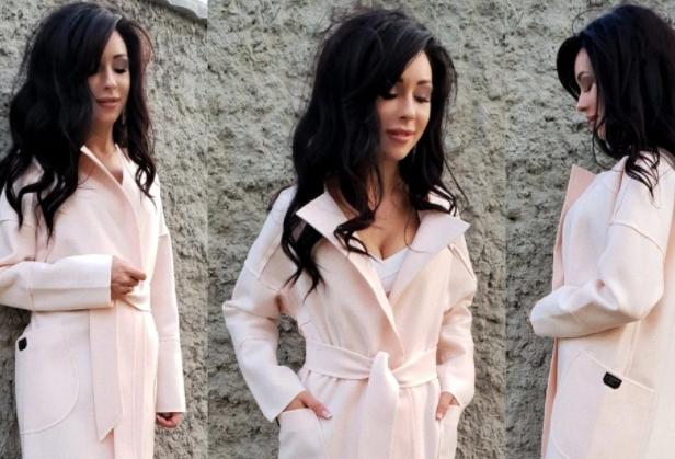 Женские кашемировые пальто Stella Polare - тепло в креативном дизайне