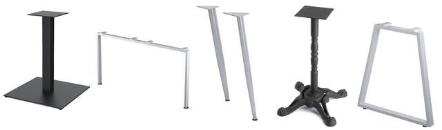 Комплектующие для столов от производителя