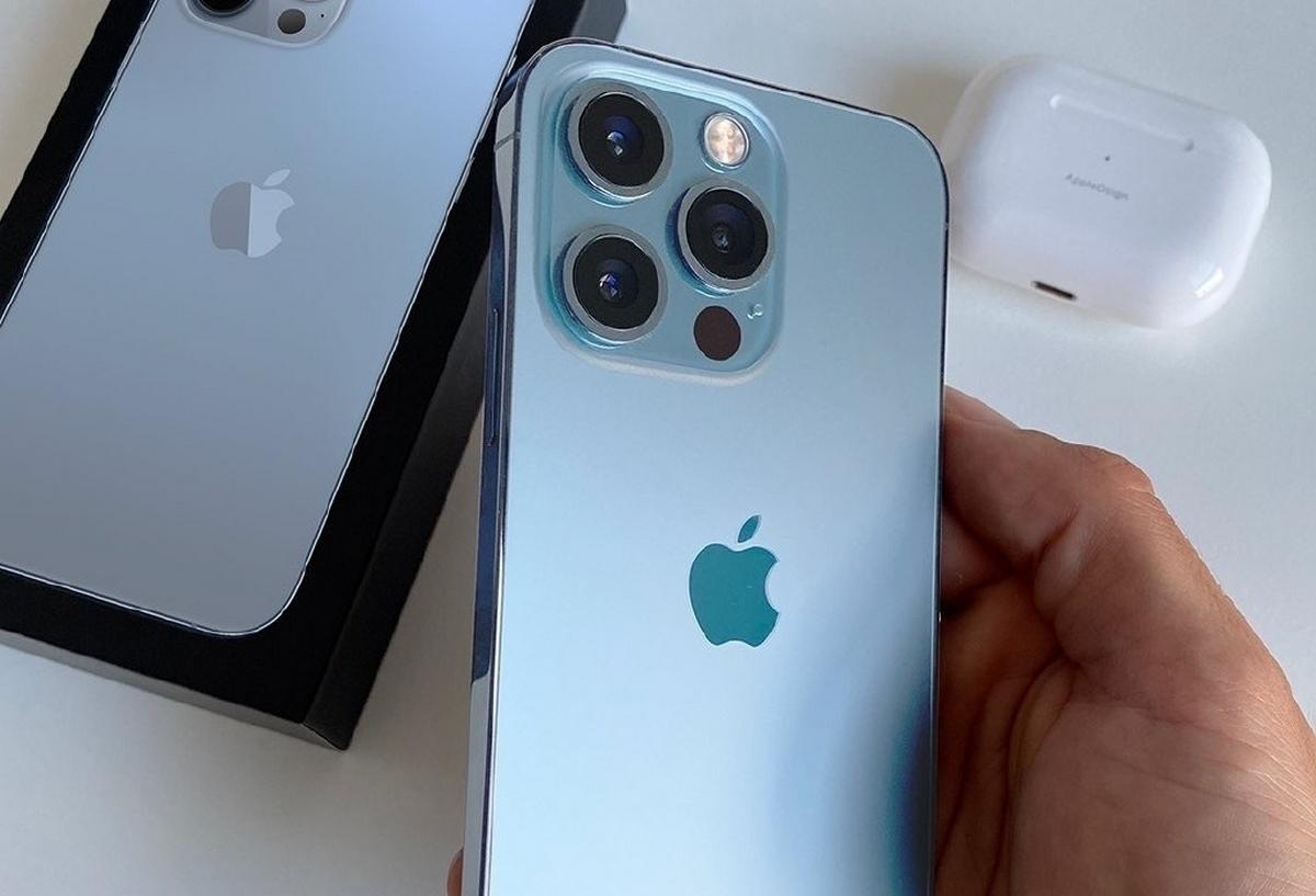 Продвинутая версия нового яблочного смартфона