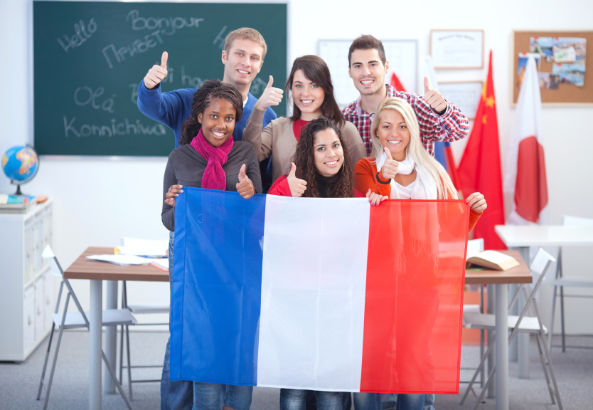 Как найти хорошие курсы французского языка?