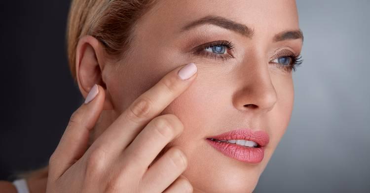 Правильный уход против морщин вокруг глаз