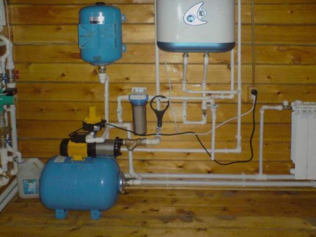 Желаете заказать услугу монтажа систем водоснабжения?