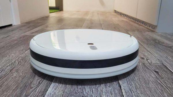 Достоинства робота-пылесоса Xiaomi Mijia 1C