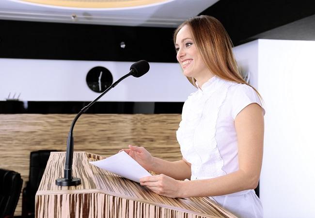 Ораторское мастерство и как красиво говорить?