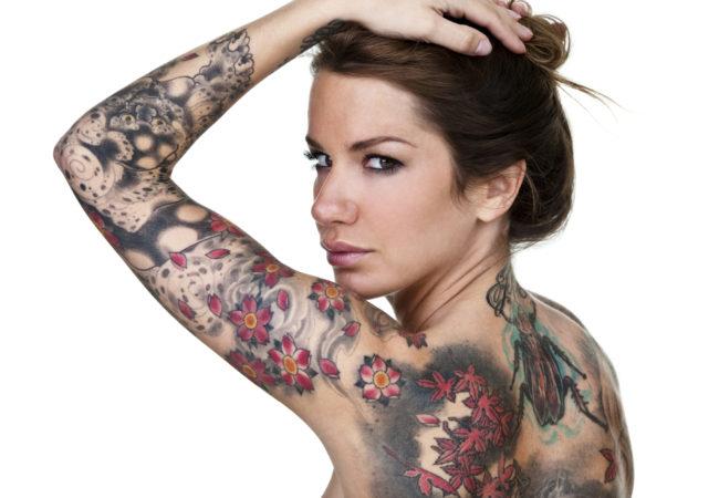 Про татуировки и их стили