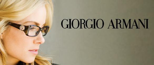 Солнцезащитные очки бренда Armani