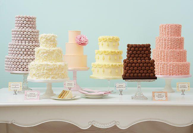 Свадебные торты на заказ в Киеве