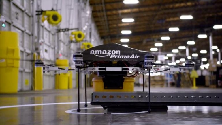 Доставка с Amazon в Украину от компании Unitrade Express