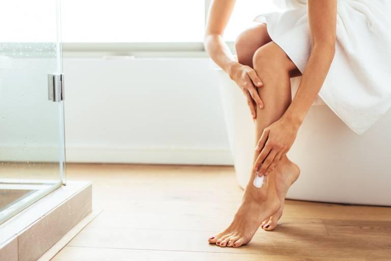 Эффективный уход за обезвоженной чувствительной кожей
