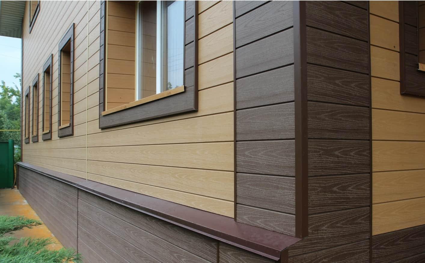 Фасадные панели. Применение и характеристика