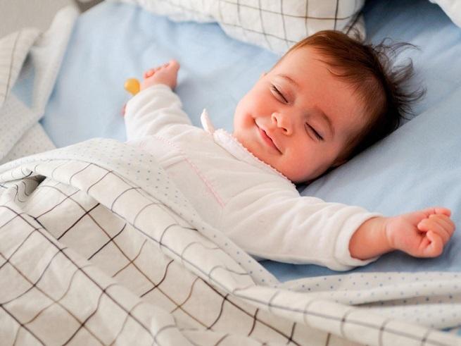 О детском сне
