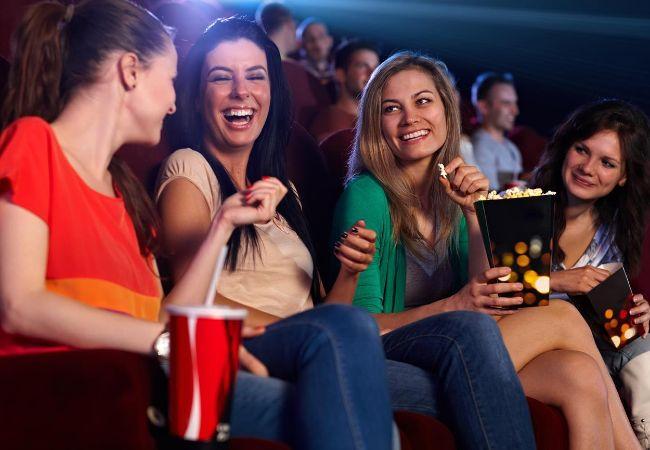 Какое кино глянуть в кинотеатре?