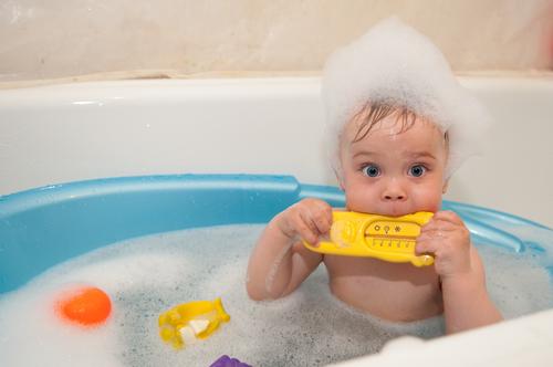 Безопасность купания вашего ребенка