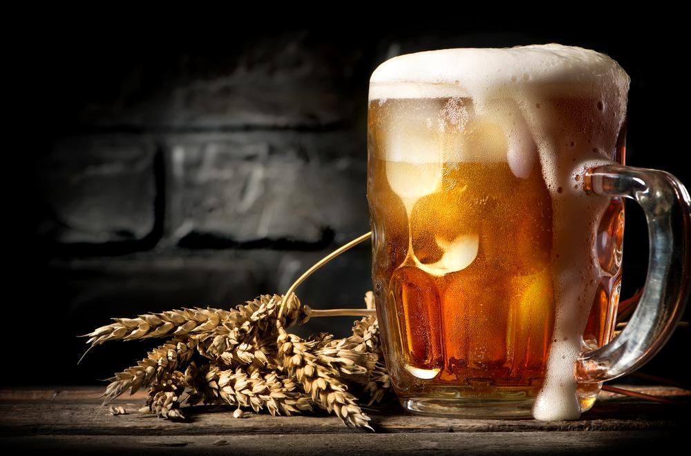 Нефильтрованное пиво в Киеве