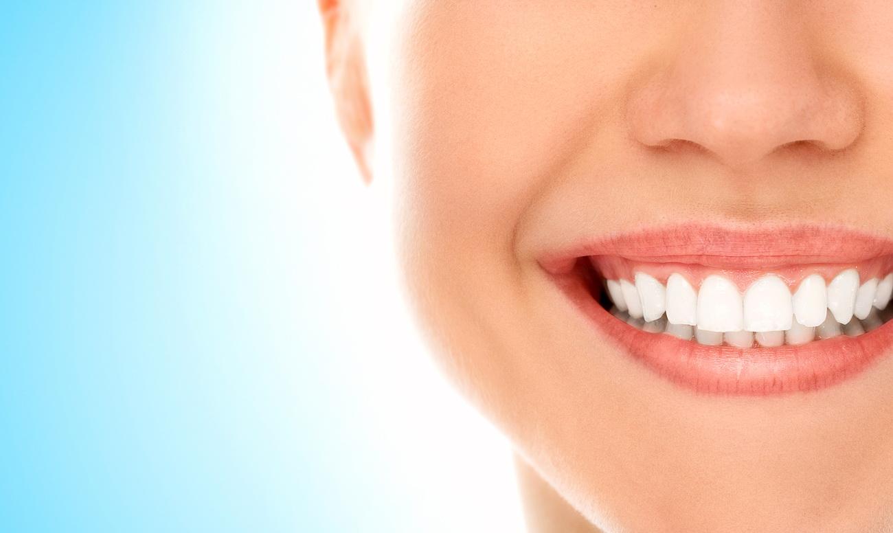 Здоровые зубы - красивая улыбка