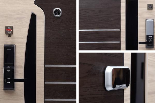 Покупка современной входной двери