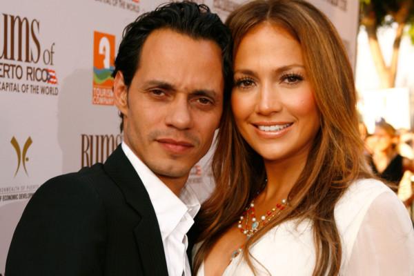 Дженнифер Лопес выйдет замуж за Марка Энтони во второй раз