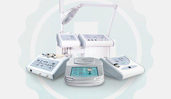 Косметологические аппараты от ведущих мировых производителей