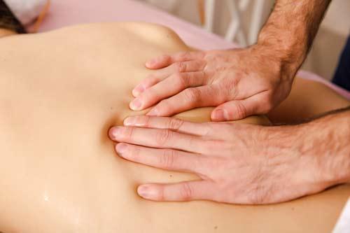 Общий массаж - полезный и такой нужный