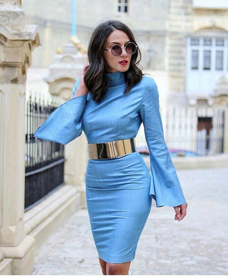 Стильные женские платья оптом от производителя