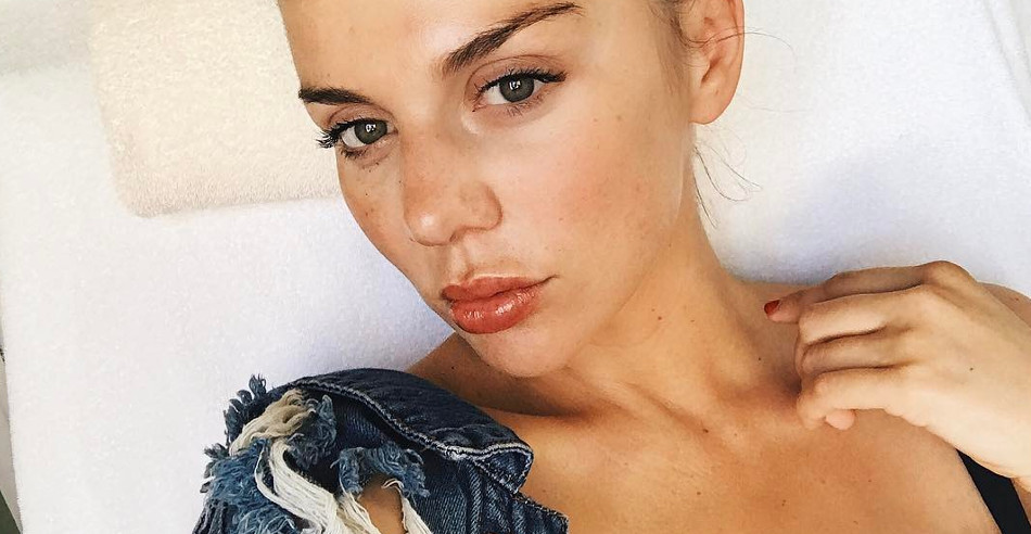 Анна седокова и артем комаров фото