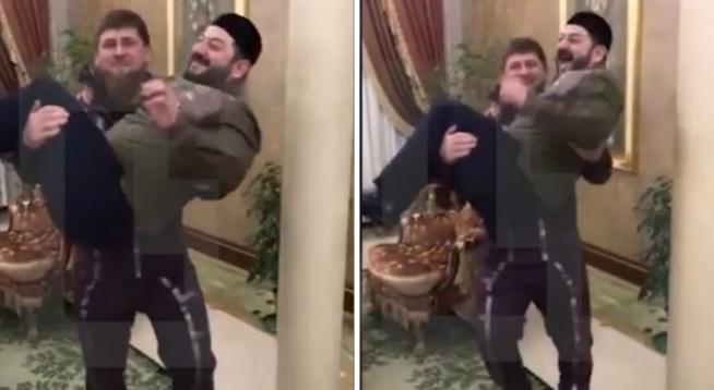 Кадыров и проститутки проститутка ванесса
