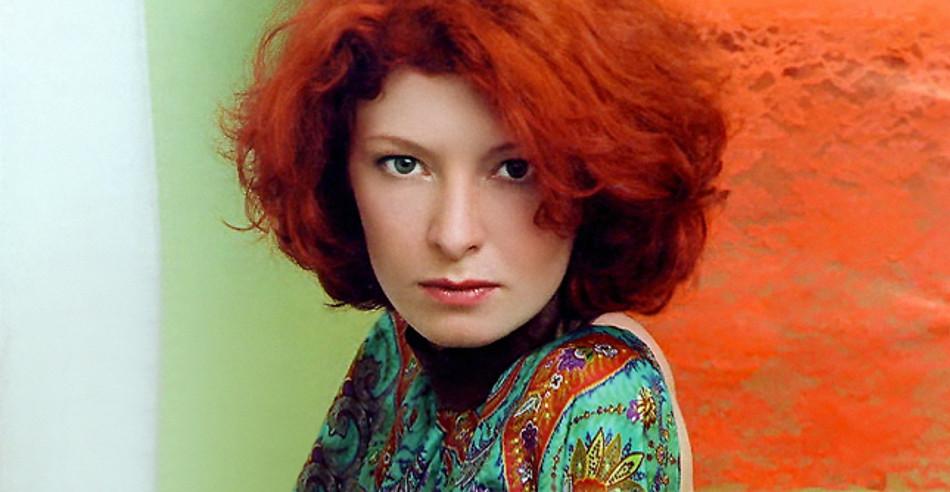 русская рыжеволосая актриса