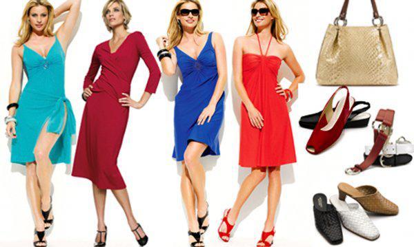 В чем секрет популярности женской одежды