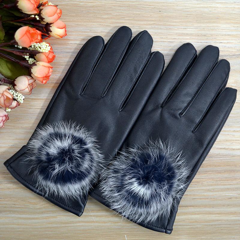 Зимние перчатки для мужчин и женщин: материалы, модели и дизайн