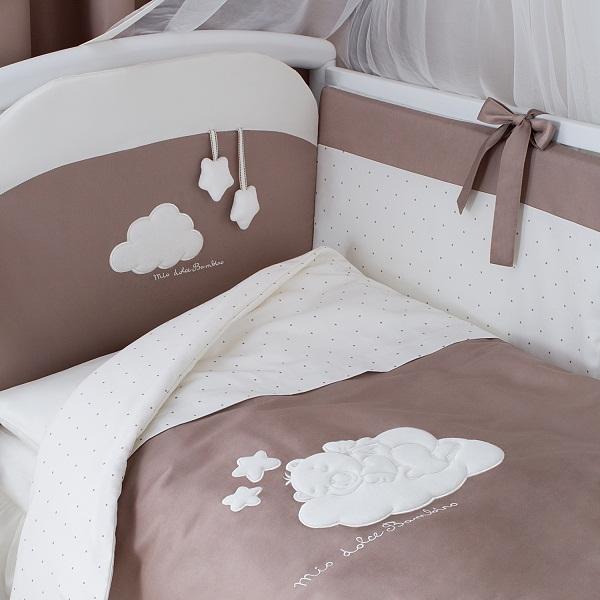 Комплекты в кроватку c бортиками