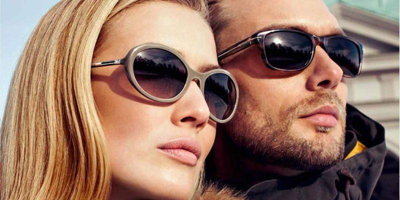 Очки для мужчин и очки для женщин