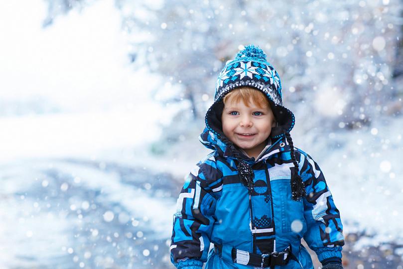 Как выбрать куртку для ребенка?