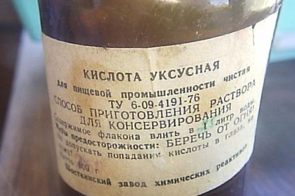 Женщина напоила уксусной кислотой трехмесячного ребенка под Воронежем