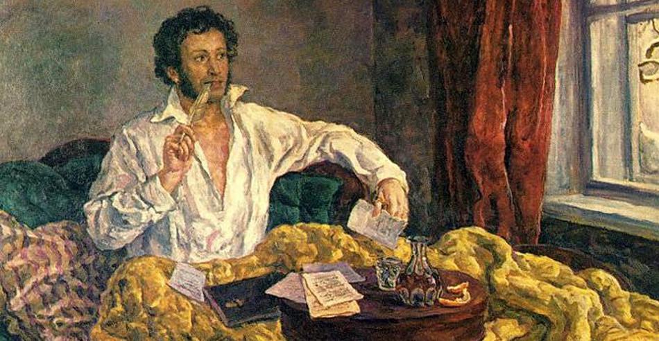 Сексуальная болезнь пушкина