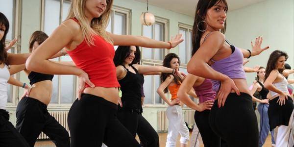 Танцы для похудения - быстрое сжигание калорий