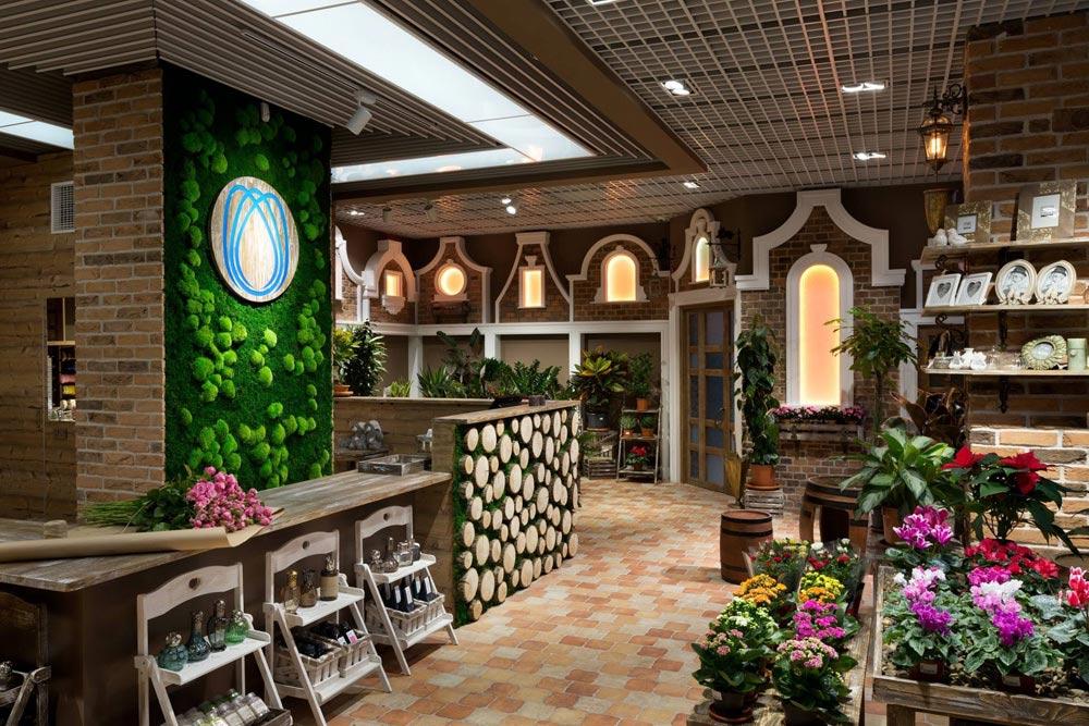 Мир декора и профессиональной флористики