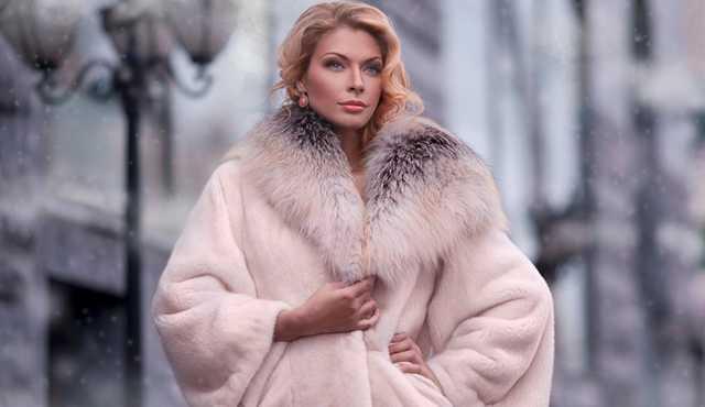 Мода на зимнюю верхнюю одежду