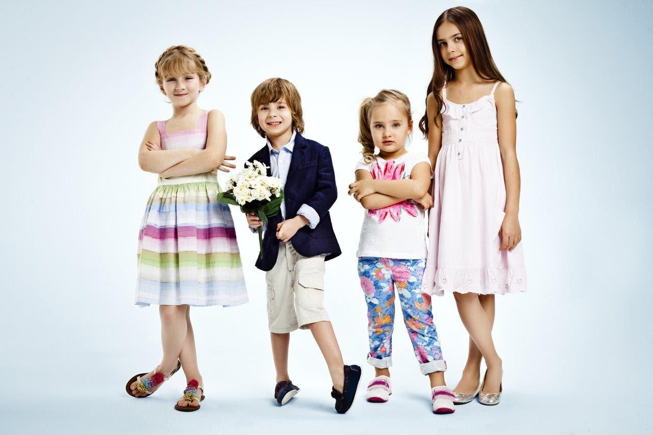 Каждому ребенку необходима стильная одежда