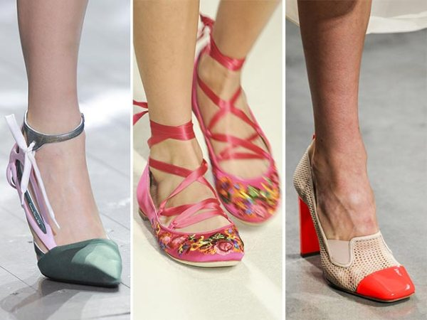 Выбираем обувь на весну-лето