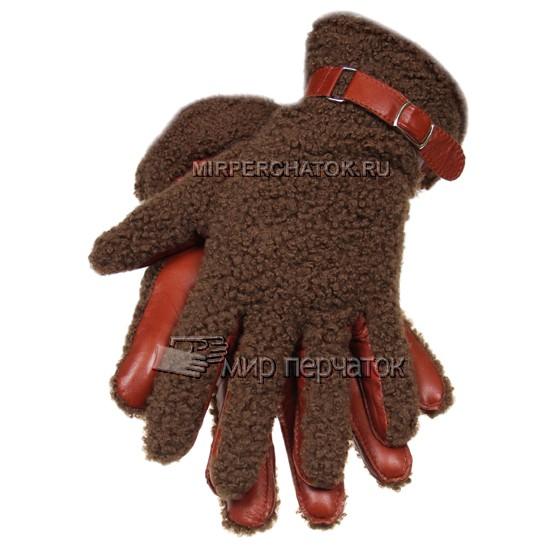 Кожаные перчатки - необходимый атрибут современного мужчины