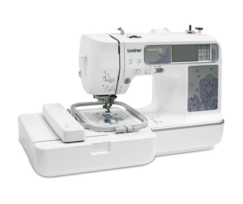 Вышивальные швейные машины