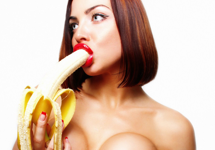 Woman masturbating while neighbours having sex