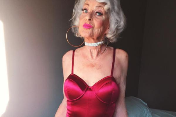Бабушки онлайн