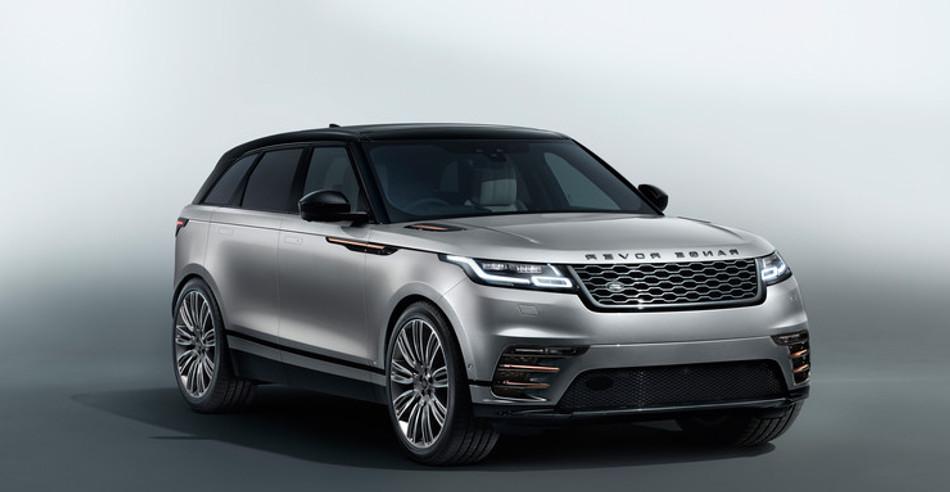 Новий Range Rover Velar авангардний Range Rover - Land